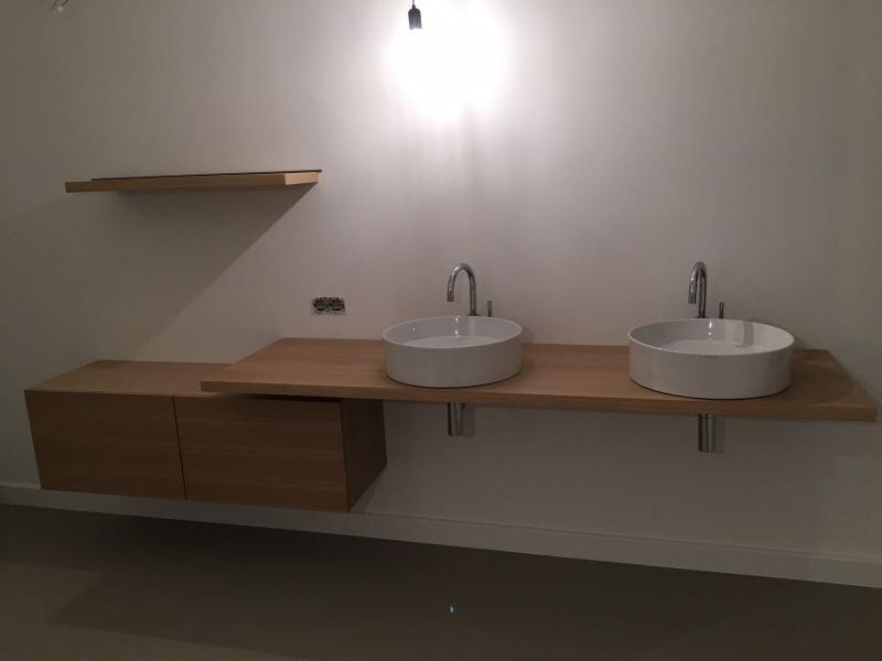Massief Parket Badkamer : Badkamers coolen doe het zelf