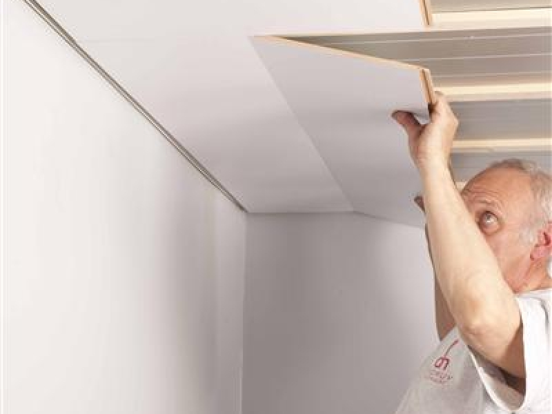 plafonds wandbekleding coolen doe het zelf